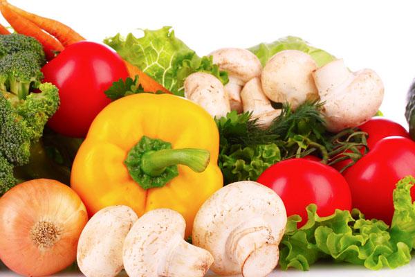 矿物质最多的蔬菜
